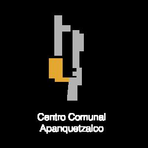 Centro Comunal Apanquetzalco logotipo hacienda