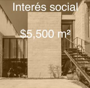 Cuánto cuesta construir una casa económica en méxico en 2019?