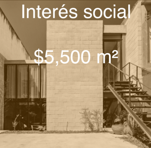 construir en 2019 interés social