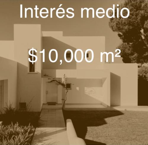 cuánco cuesta construir vivienda de interás medio