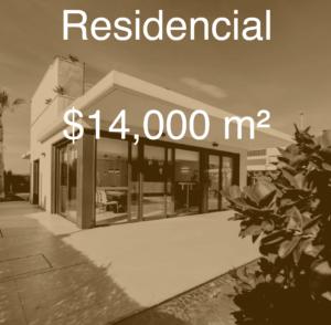 cuánto cuesta construir una casa residencial de lujo en México 2019
