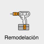 Servicios de remodelación Taller GAMA Arquitectura