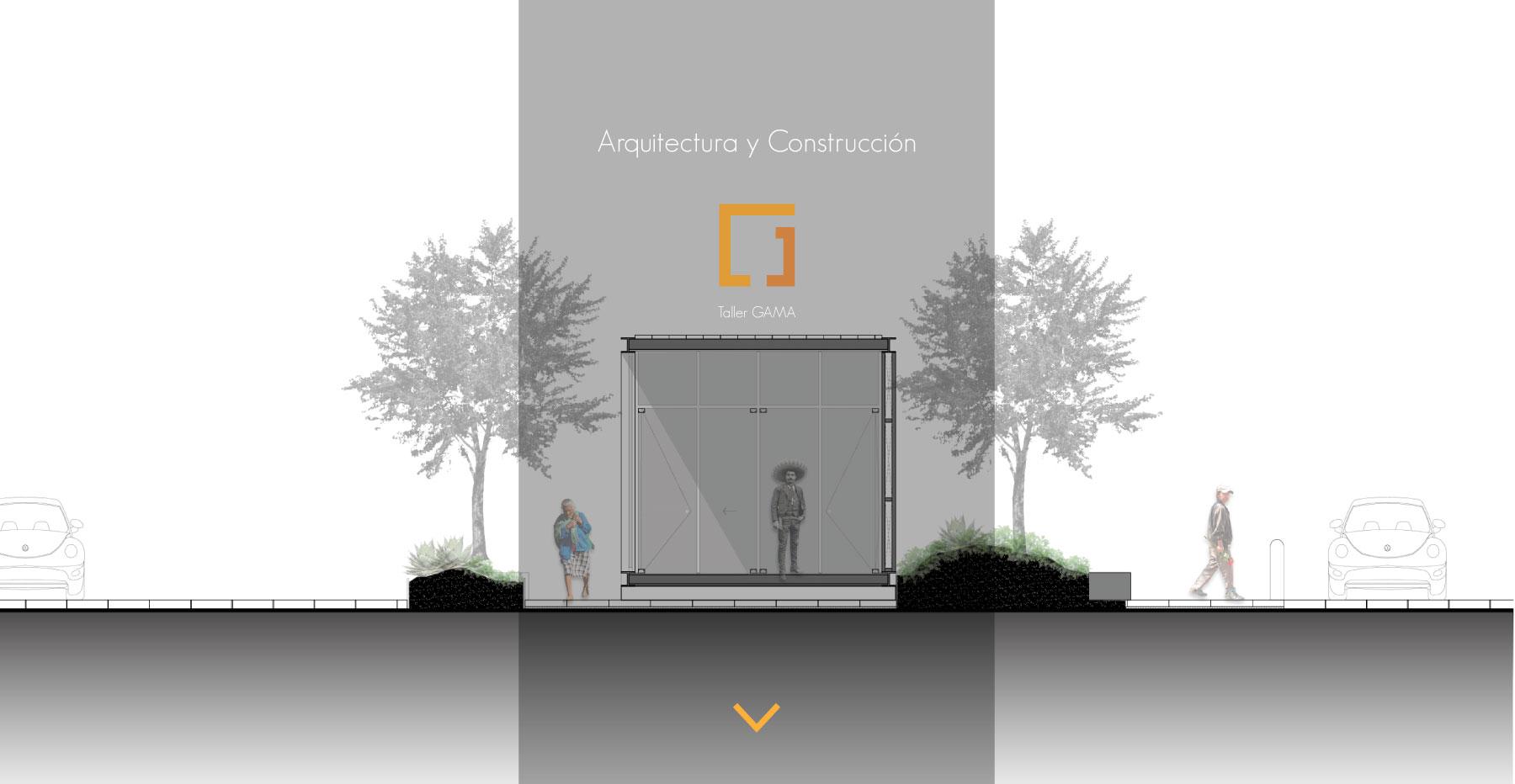 Taller GAMA Arquitectura portada zapata
