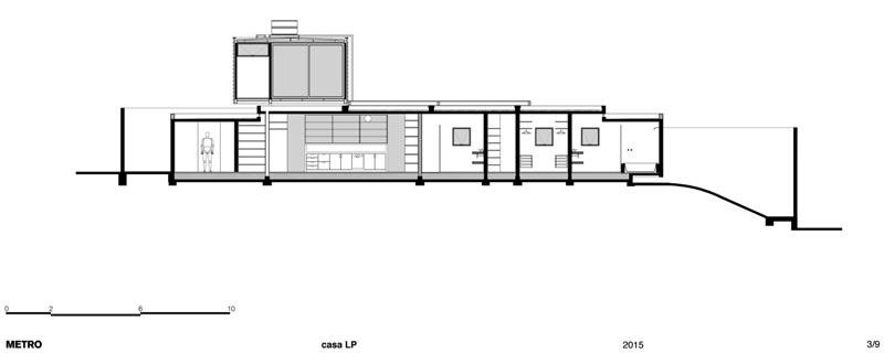 Planos de casas modernas en brasil