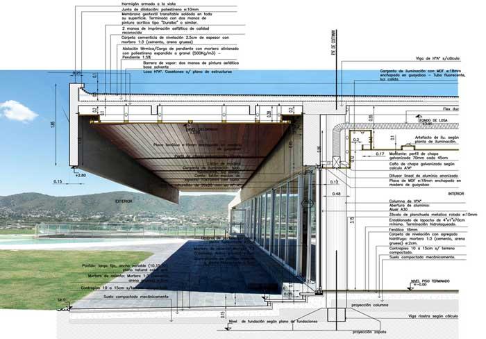 ejecutivo de proyecto arquitectónico