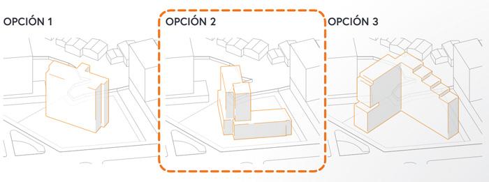 conceptual de proyecto arquitectónico